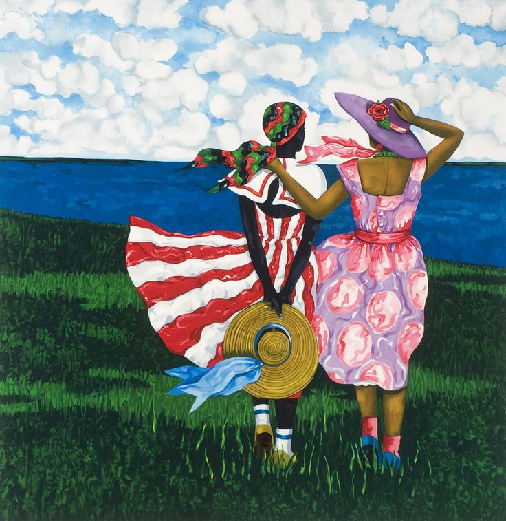 10 Pieces of Art a Black Southern Belle Should Have in her Home